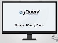JQuery Tutorial #4 [End]