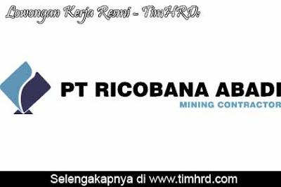 Lowongan Kerja Resmi PT. Ricobana Abadi sebagai Finance Officer