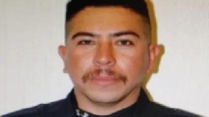 foto de policía levantado en Michoacán