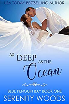Book Review: As Deep as the Ocean, be Serenity Woods, 4 stars