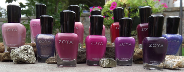 zoya element fall 2018