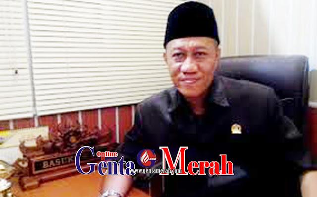 DPRD  Desak Pemkot Metro Segera Perbaiki Gorong-gorong Stadion