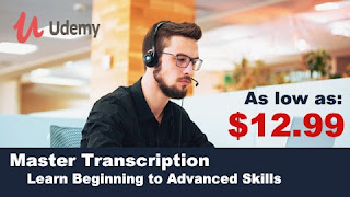 Transcription Skills - Learn Beginning to Advanced Skills Master the Skills Needed to Professionally Transcribe Any Audio File Accurately and in Less Time