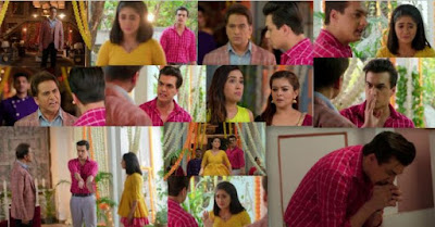 """Yeh Rishta Kya Kehlata Hain 30th March 2021 Written Update """" Kartik In Anger Says Yes to Marry to Sirat """""""