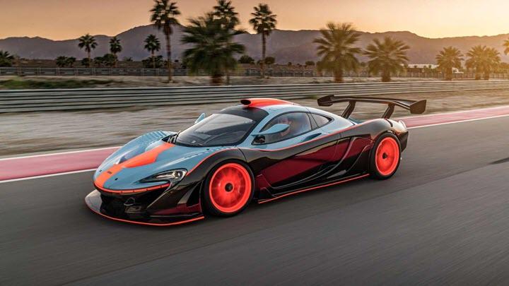 McLaren và cuộc đua cần chiến thắng trước Ferrari để vươn lên vị trí số 1 làng xe thể thao