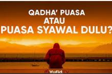 Bolehkah Puasa Syawal Sebelum Meng-Qadha Puasa Ramadhan?
