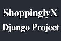 ShoppinglyX Django Ecommerce Project