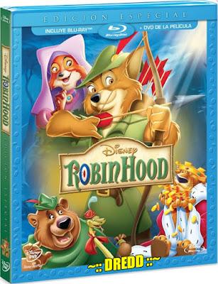 Robin Hood 1973 Dual Audio BRRip 480p 250Mb x264