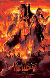 Download Hellboy (2019) Movie In Hindi Dubbed HDRip 720p
