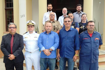 Comissão vai discutir forma de atuação da Guarda Municipal armada em Itajaí (SC)