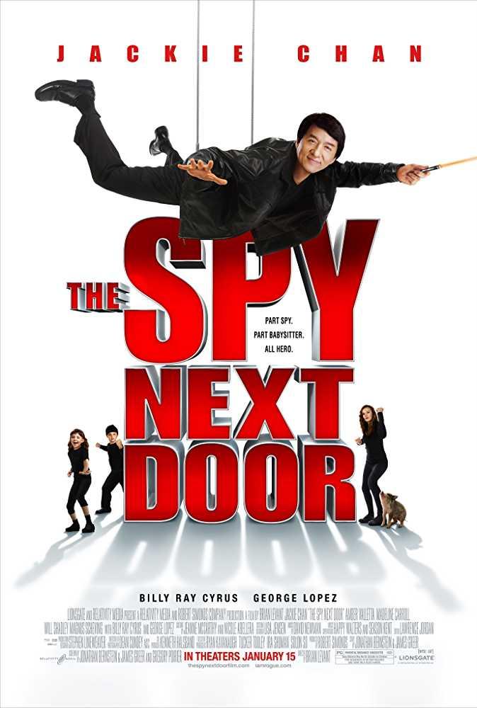 The Spy Next Door 2010 BRRip 720p Dual Audio In Hindi English