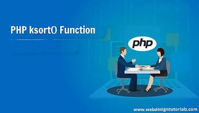 PHP ksort() Function