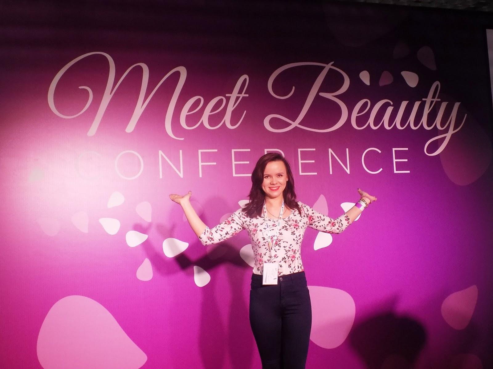 Meet Beauty ;) Edyta Górniak, kosmetyki i uśmiechnięte twarze ;))