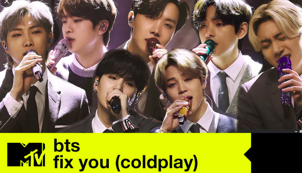 BTS will cover songs from Coldplay, don't miss the premiere