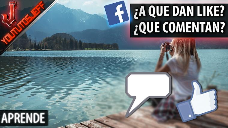 Como Ver las fotos que le gustan o han comentado tus amigos en Facebook | 2016