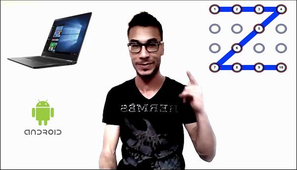 برنامج قفل شاشة الحاسوب على طريقة هواتف الاندرويد + التنبيه ومميزات رائعة