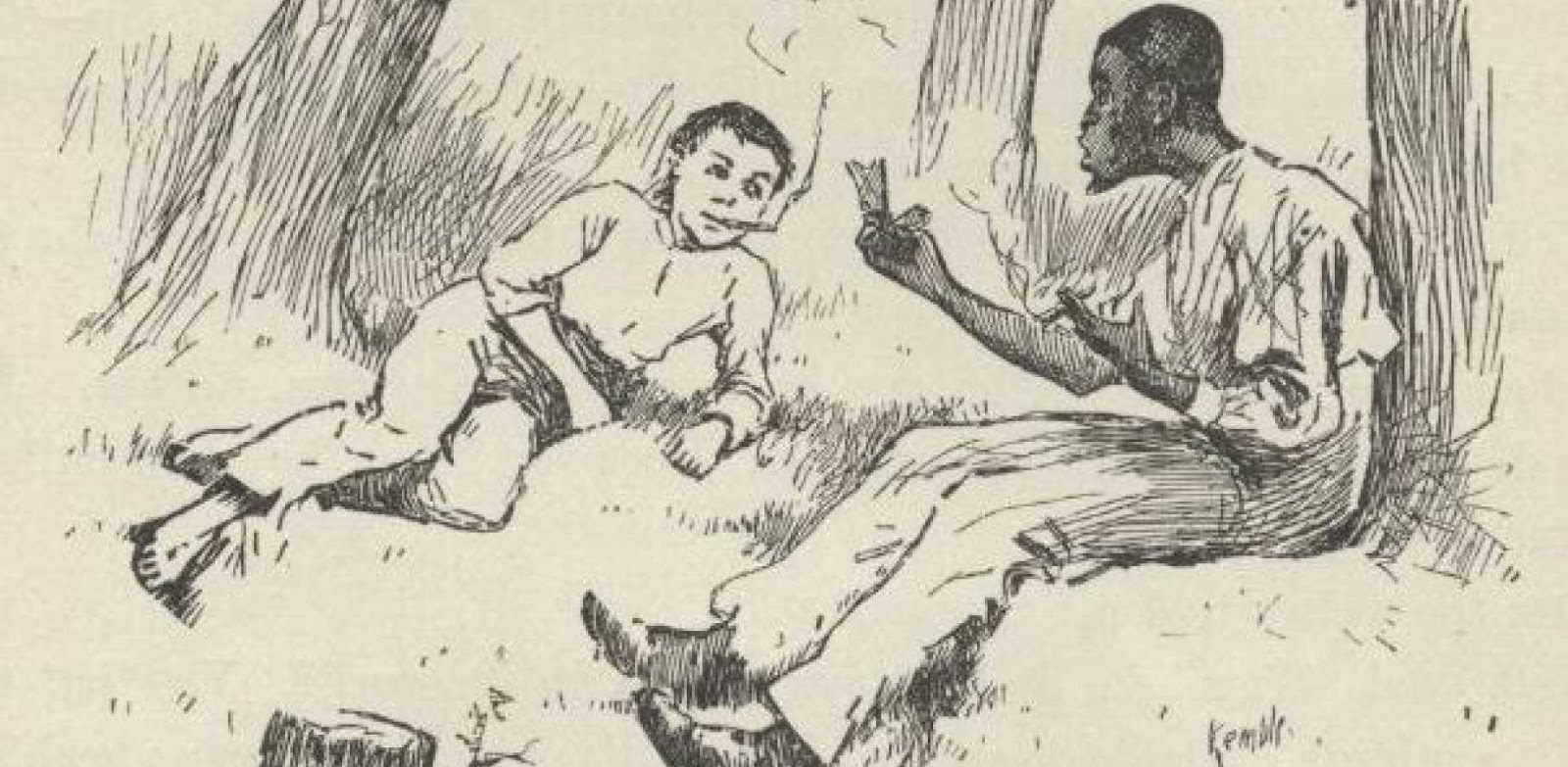 a focus on huck and jim in the novel huckleberry finn Huckleberry finn narrator and main character of the novel jim runaway slave who joins huck in his flight down the mississippi tom sawyer huck's civilized best friend who enjoys extravagant stories and schemes.