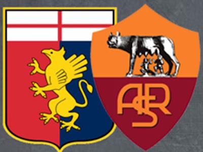 مشاهدة مباراة روما وجنوى اليوم بث مباشر فى الدورى الايطالى