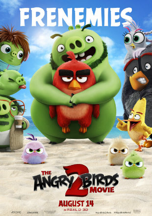 The Angry Birds Movie 2 2019 Full Hindi Movie Download Dual Audio HDTS