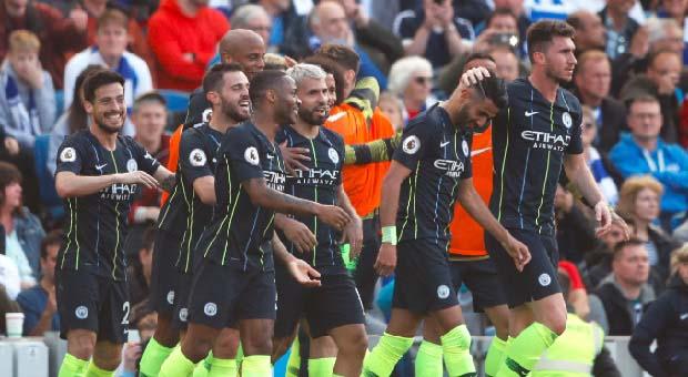 Manchester City Juara Dua Musim Beruntun