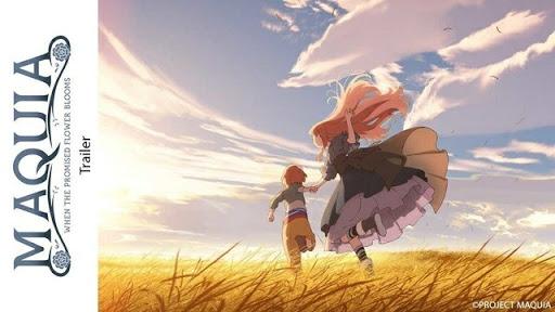 Review Anime Movie Maquia