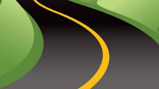सड़क पर पीली पट्टी और पीली टूटी हुई पट्टी साथ में होने का मतलब (Meaning of yellow line and dot yellow lines both on road )