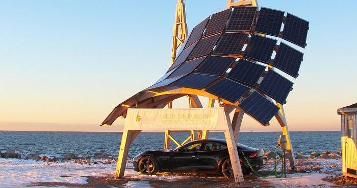 Giraffe-2.0-cargador-solar-autos-electricos