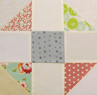 Free Shoofly quilt pattern tutorial