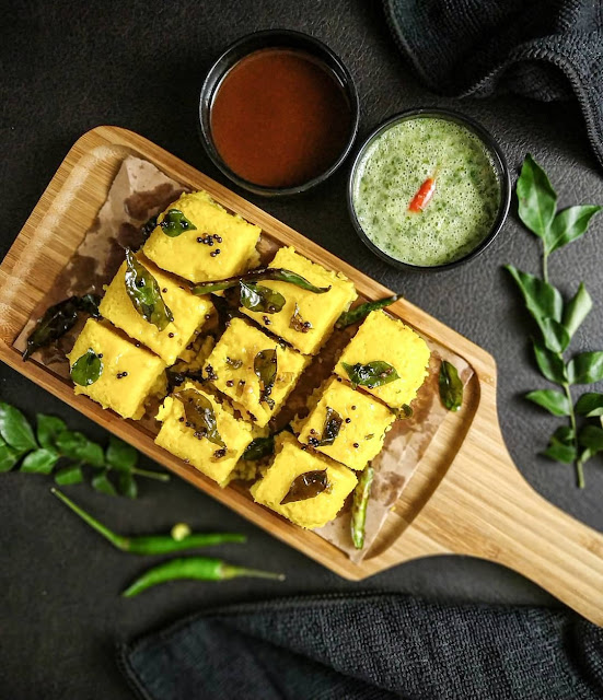 Dhokla Recipe- Indian Style | Homemade dhokla recipe.