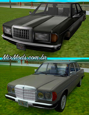 gta vc vice city mod pack carros hd car vehicles admiral