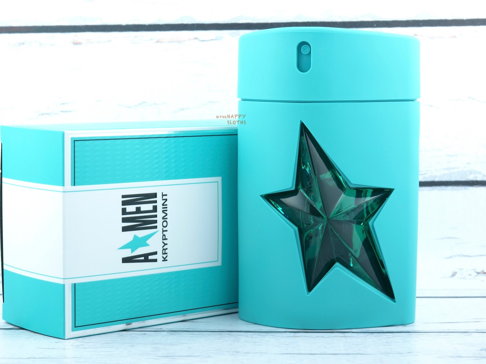 Mugler A*Men Kryptomint Eau de Toilette: Review