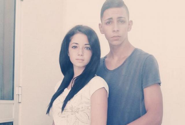صور| هذان هما أصغر زوجين بالعالم! الزوج 16 عام و الزوجة 14.. و هذا هو طفلهما الأول!