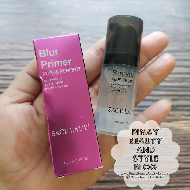 Sace Lady Blur Primer Review