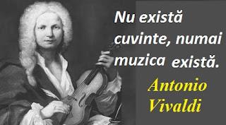 Citatul zilei: 4 martie - Antonio Vivaldi