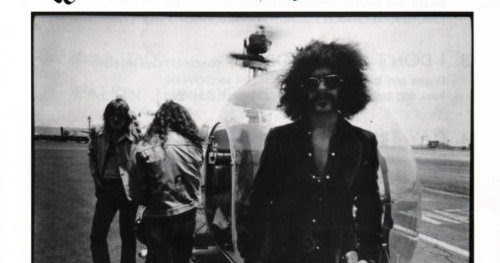 Randy California - Kapt Kopter and the Fabulous Twirly Birds
