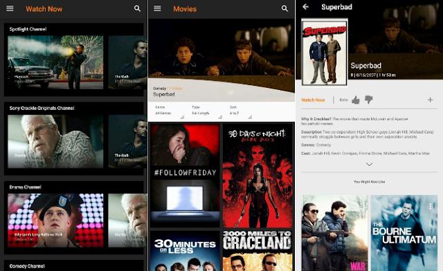 أفضل التطبيقات المجانية لمشاهدة وتنزيل الأفلام.