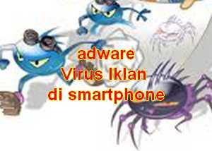 virus iklan android