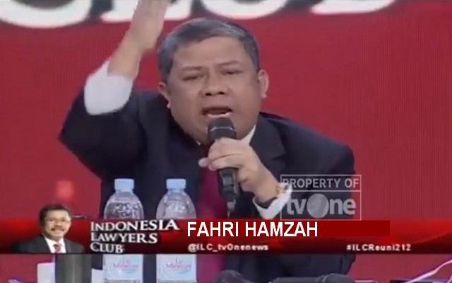 Fahri Hamzah: Kenapa Kita Takut dengan Narasi Islam? Ini Proyek Islamophobia
