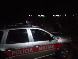 Bandidos invadem ônibus de estudantes, fazem assaltos na zona rural de Barra de Santa Rosa