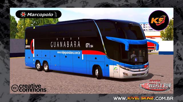 PARADISO G7 1600 LD - VIAÇÃO EXPRESSO GUANABARA