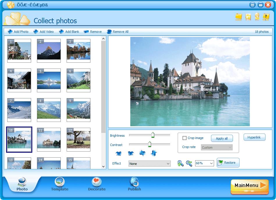 Amazing Slideshow Maker v4.1.0 Full version