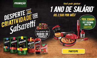 Promoção Salsaretti 2019 -