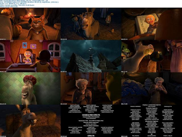 Un Relato de Shrek Asústame si Puedes [DVDRip] Español Latino Descargar [1 Link]