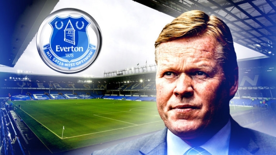 Newly appointed Everton manager - Ronald Koeman