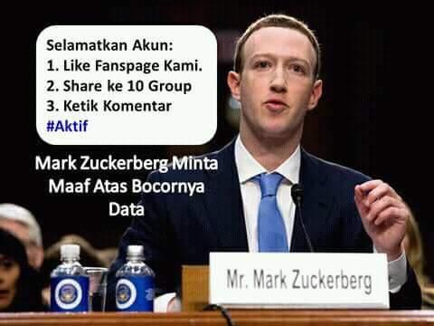 Tulisan #Aktif di komentar Facebook apakah benar !!! Ini penjelasannya
