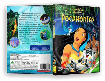 DVD - Pocahontas - ISO