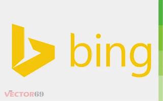 Logo Bing Search Engine- Download Vector File CDR (CorelDraw)