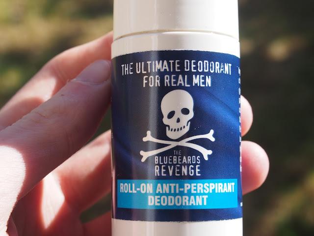 bluebeards revenge deodaorant