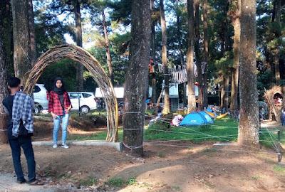 Harga Tiket Masuk Tampomas Green Park Sumedang
