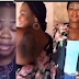 Lady who drew a tattoo of Bobrisky's face on her back cries out, says she's been disowned by her father (video)